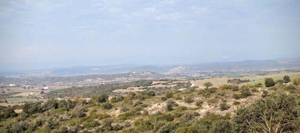 08.12.2015 vista de Ribelles  Selvanera -  Ramon Sunyer