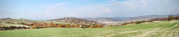 08.12.2015 vista des del sud  Torà -  Ramon Sunyer