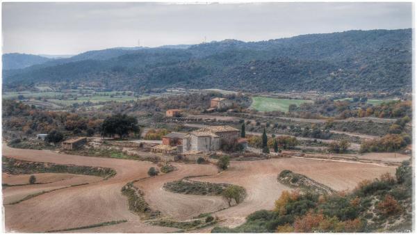 07.12.2015 Valldàries  Vilanova de l'Aguda -  Ramon Sunyer