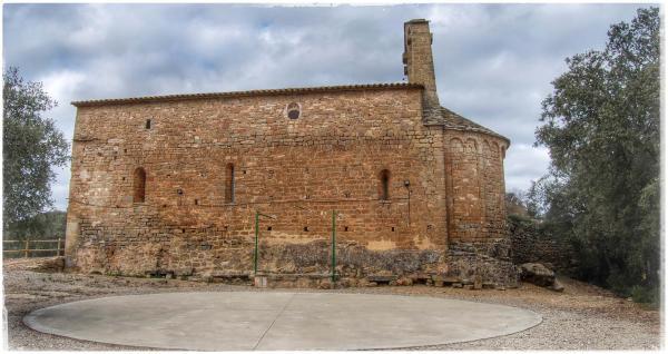 07.12.2015 Sant Miquel de Valldàries  Vilanova de l'Aguda -  Ramon Sunyer