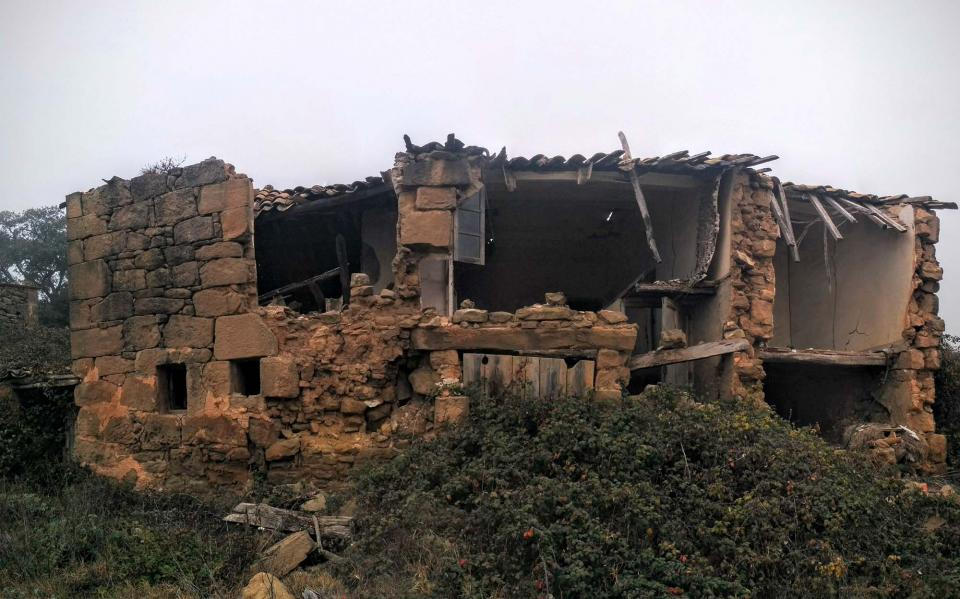 20.12.2015 Cal sastre  Vallferosa -  Ramon Sunyer
