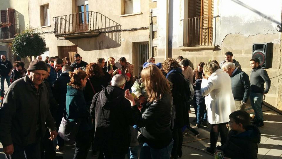 26.12.2015 Cagatió  Torà -  Ramon Sunyer