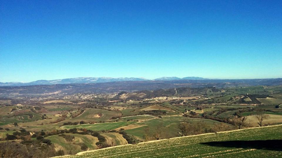 26.12.2015 paisatge  Vicfred -  Ramon Sunyer