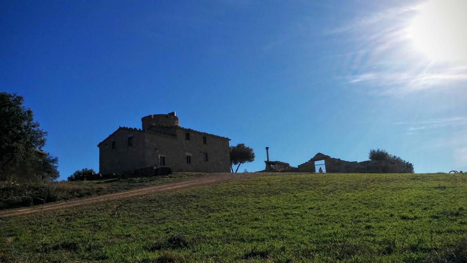 27.12.2015 Mas la Torre  Lloberola -  Ramon Sunyer