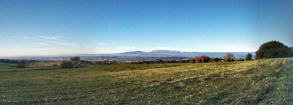 26.12.2015 vista del Montsec  Vicfred -  Ramon Sunyer