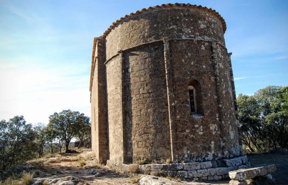 27.12.2015 Ermita Santa Maria del Solà  Lloberola -  Ramon Sunyer