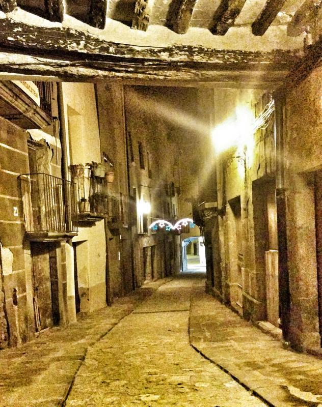29.12.2015 carrer Nou  Torà -  Ramon Sunyer