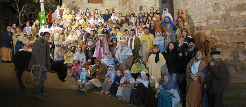 03.01.2014   Sant Guim de la Plana -  Associació Cultural la Marinada