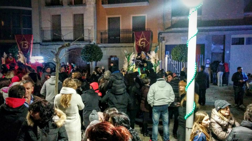 05.01.2016 Cavalcada de reixos  Torà -  Ramon Sunyer