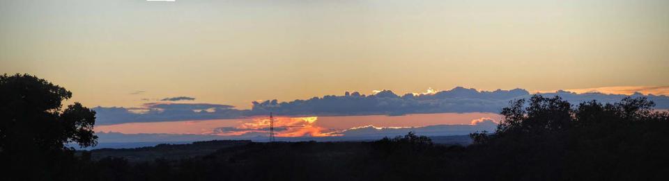 05.01.2016 posta de sol  Palou -  Ramon Sunyer
