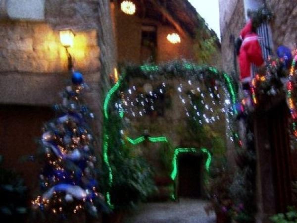 23.12.2006 carrer nadalenc  Torà -  Gatnau
