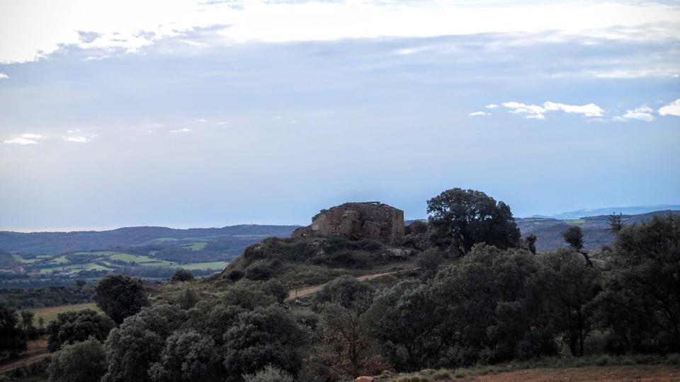 10.01.2016 Cal Trena  Vallferosa -  Ramon Sunyer