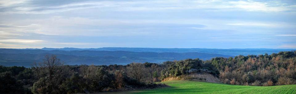 10.01.2016 paisatge  Vallferosa -  Autor