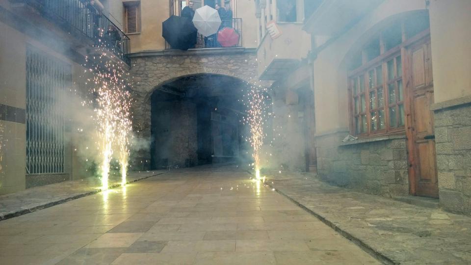 30.01.2016 L'arribada del pregoner  Torà -  Ramon Sunyer