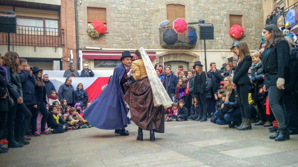 30.01.2016 Dansa de la Bonica i el Bonic  Torà -  Ramon Sunyer