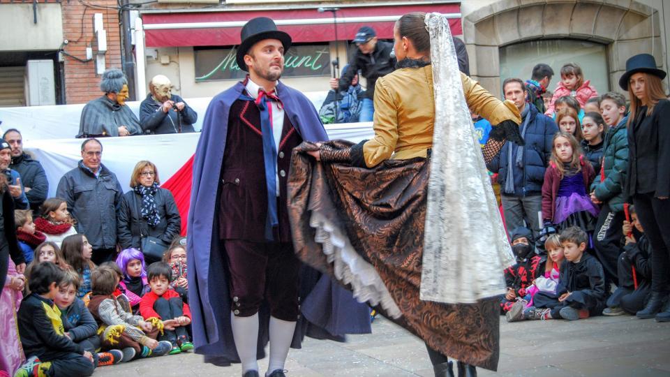 Dansa de la Bonica i el Bonic - Torà