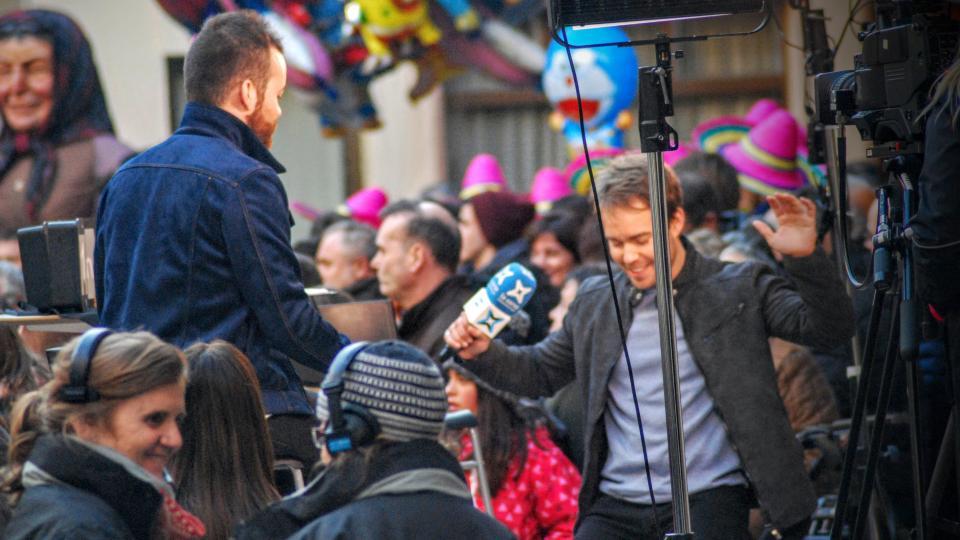 30.01.2016 els de la TV animosos  Torà -  Ramon Sunyer