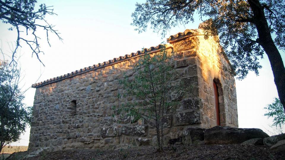 Capella Sant Pere del Soler - Autor Ramon Sunyer (2015)