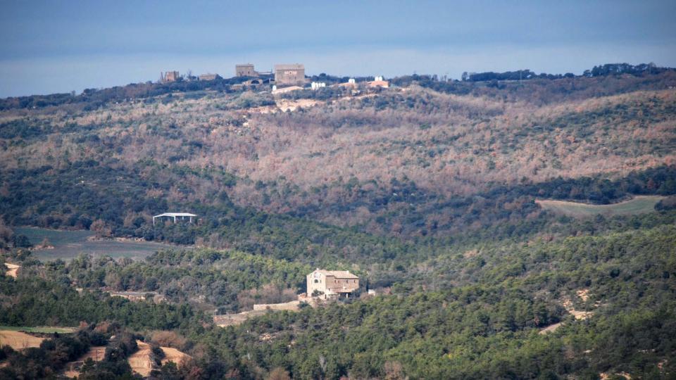 01.01.2016 Comabella i Padollers  Vallferosa -  Ramon Sunyer