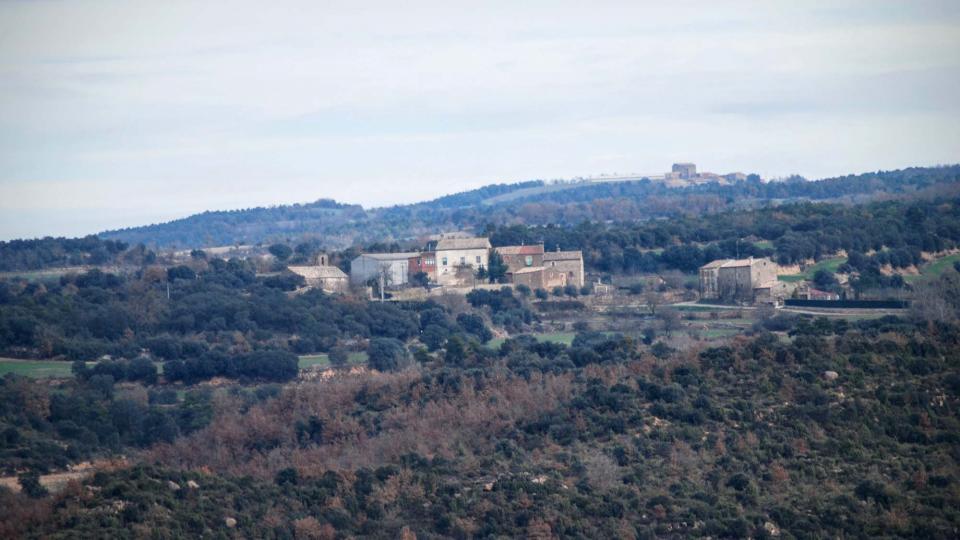 01.01.2016 vista  Sant Serni -  Ramon Sunyer