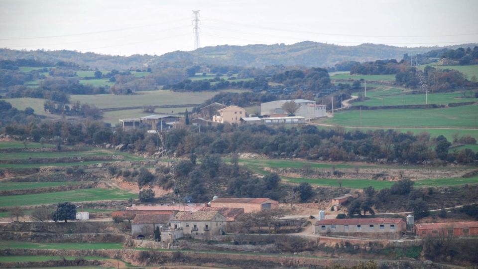 01.01.2016 Bells i el Millet  Puigredon -  Ramon Sunyer