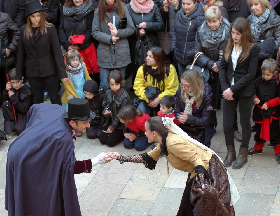 30.01.2016 Ball del Bonic i la Bonica  Torà -  Xavier Sunyer