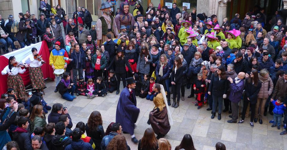 30.01.2016 El Ball del Bonic i la Bonica  Torà -  Xavier Sunyer