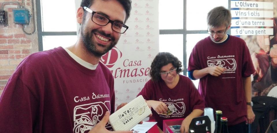 La Fundació Casa Dalmases elaborarà la xocolata artesana 'La Vall d'Or'