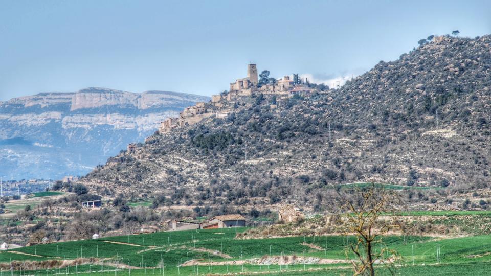 27.03.2016 Castell  Ribelles -  Ramon Sunyer