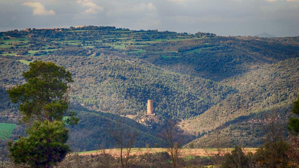 10.04.2016 torre  Vallferosa -  Ramon Sunyer
