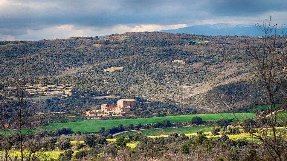 10.04.2016 Marquilles  Vallferosa -  Ramon Sunyer