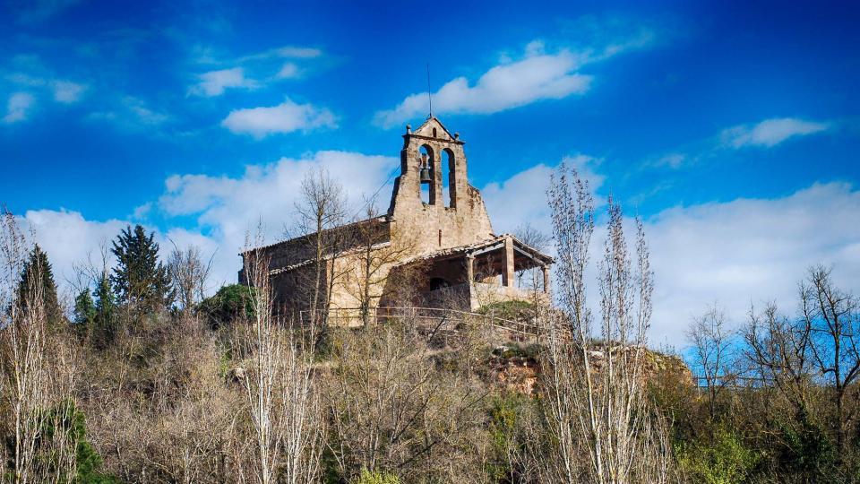 10.04.2016 Sant Miquel  Fontanet -  Ramon Sunyer