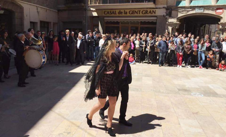01.05.2016 Detall de la dansa  Torà -  Marc Sales