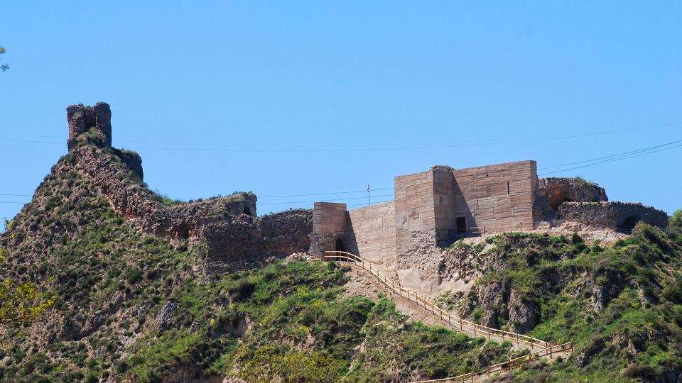 Visita guiada Castell de Sant Esteve estiu 2018