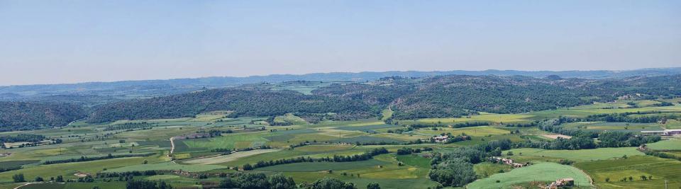 15.05.2016 vall del llobregós  Torà -  Ramon Sunyer