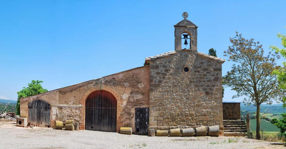 15.05.2016 capella de cal Millet  Puigredon -  Ramon Sunyer