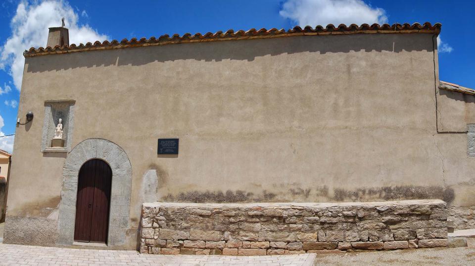 Capella de  Sant Miquel - Autor Ramon Sunyer (2016)