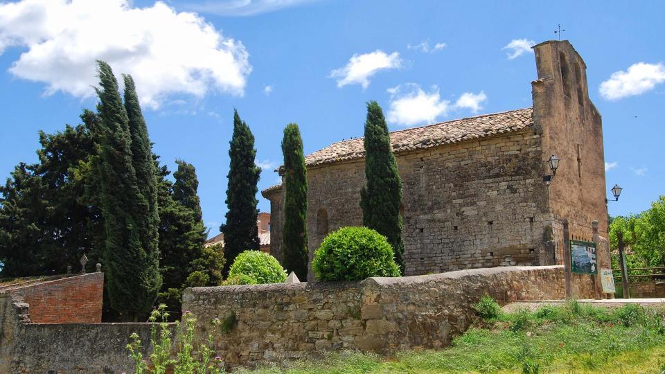 29.05.2016 església  Sant Pere de l'Arç -  Ramon Sunyer