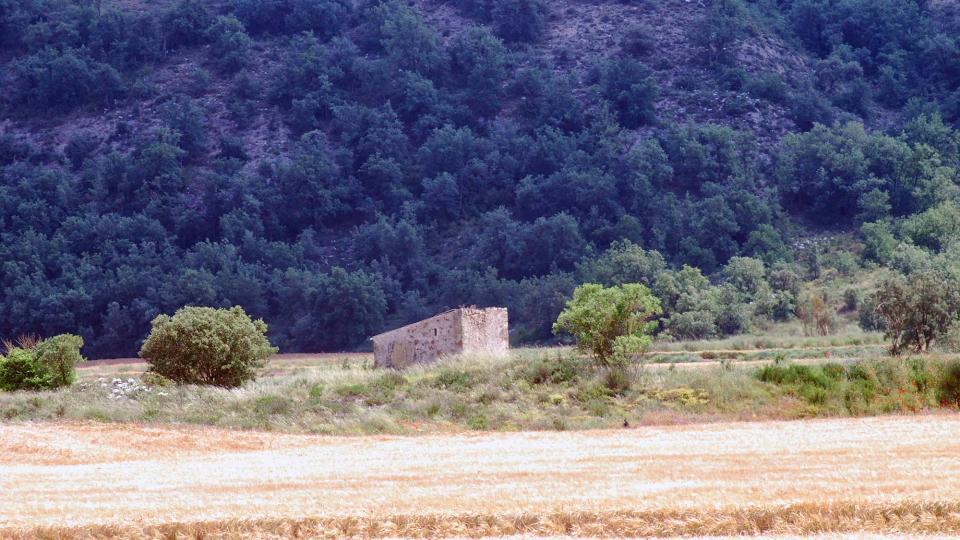 05.06.2016 cabana  Torà -  Ramon Sunyer