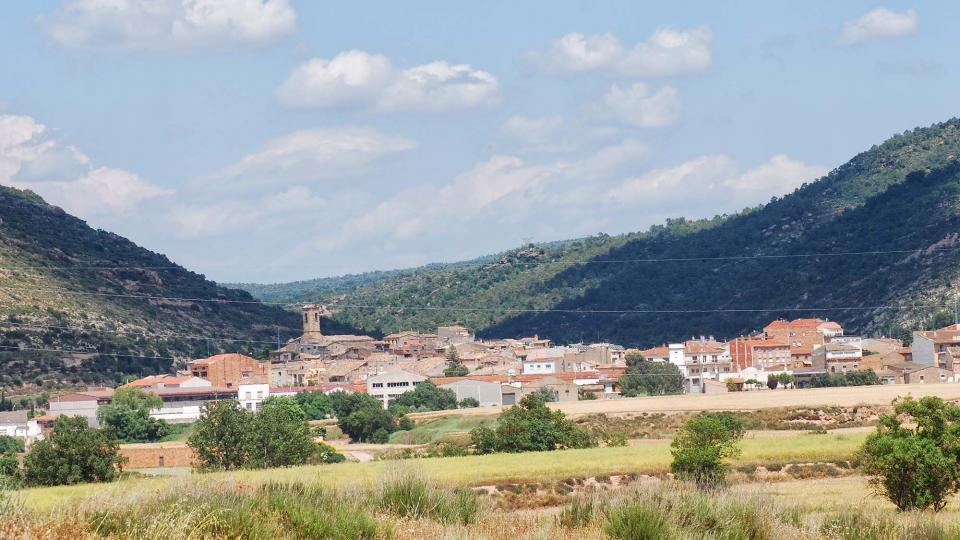 05.06.2016 poble  Torà -  Ramon Sunyer