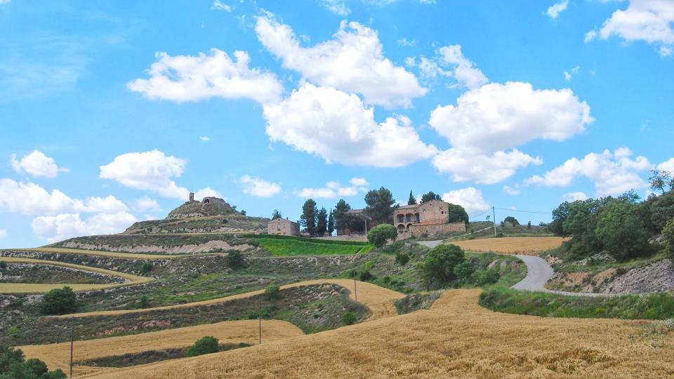 05.06.2016 vista  Calonge de Segarra -  Ramon Sunyer