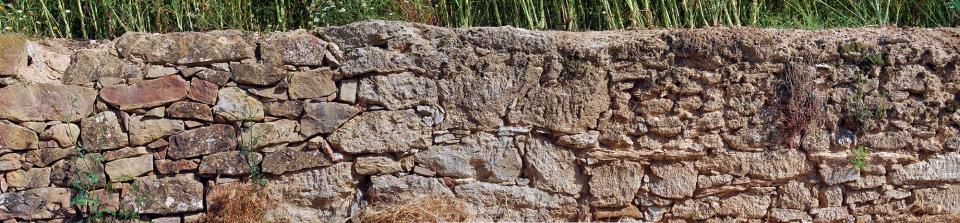 05.06.2016 pared de pedra seca  Torà -  Ramon Sunyer