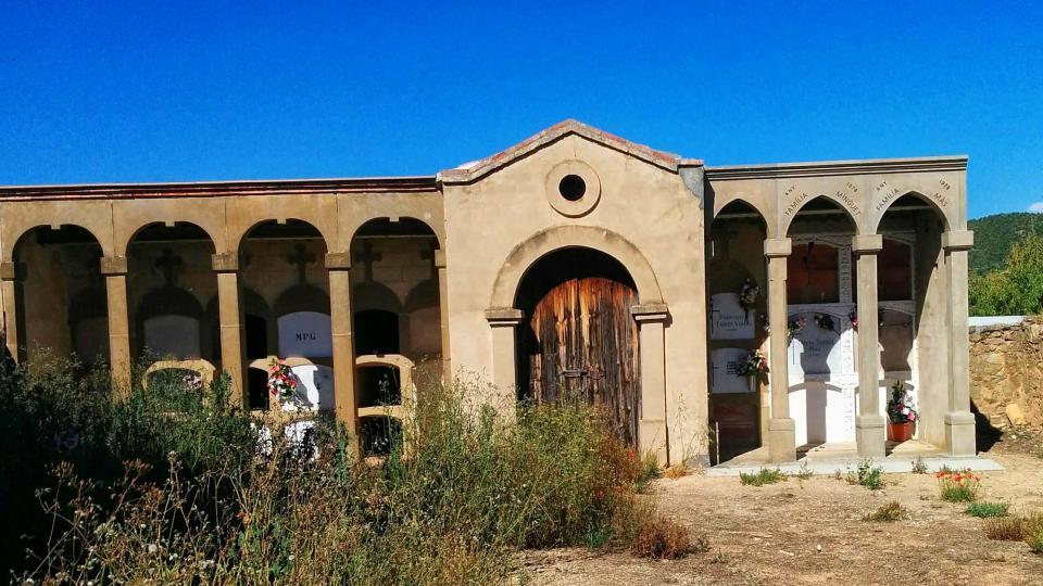 19.06.2016 cementiri  Cellers -  Ramon Sunyer