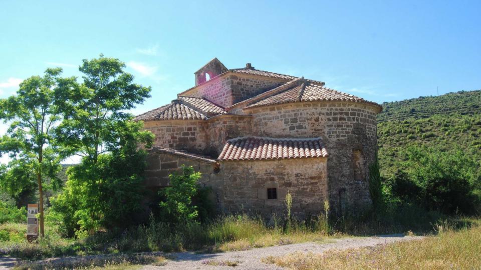 19.06.2016 monestir  Cellers -  Ramon Sunyer