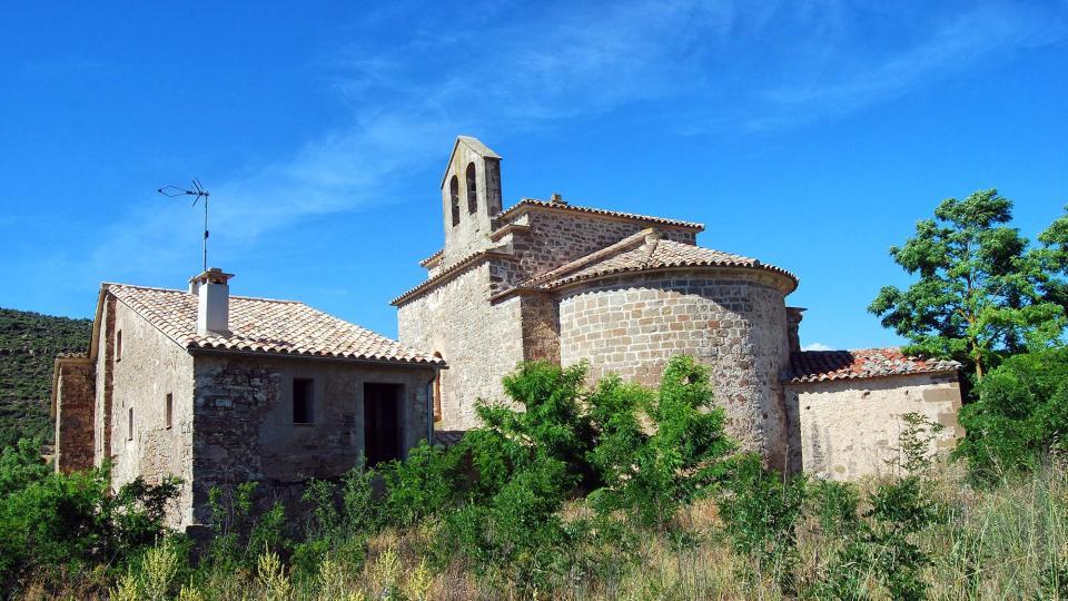 19.06.2016 Monestir Sant Celdoni i Sant Ermenter  Cellers -  Ramon Sunyer