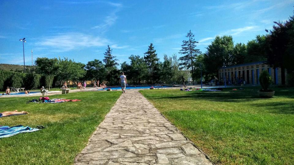 19.06.2016 piscines municipals  Torà -  Ramon Sunyer