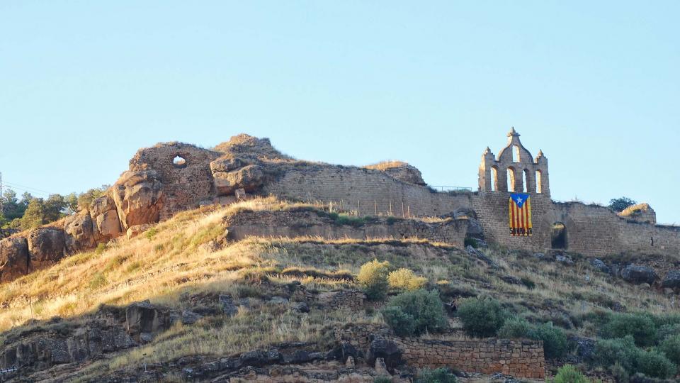 17.07.2016 castell  Sanaüja -  Ramon Sunyer