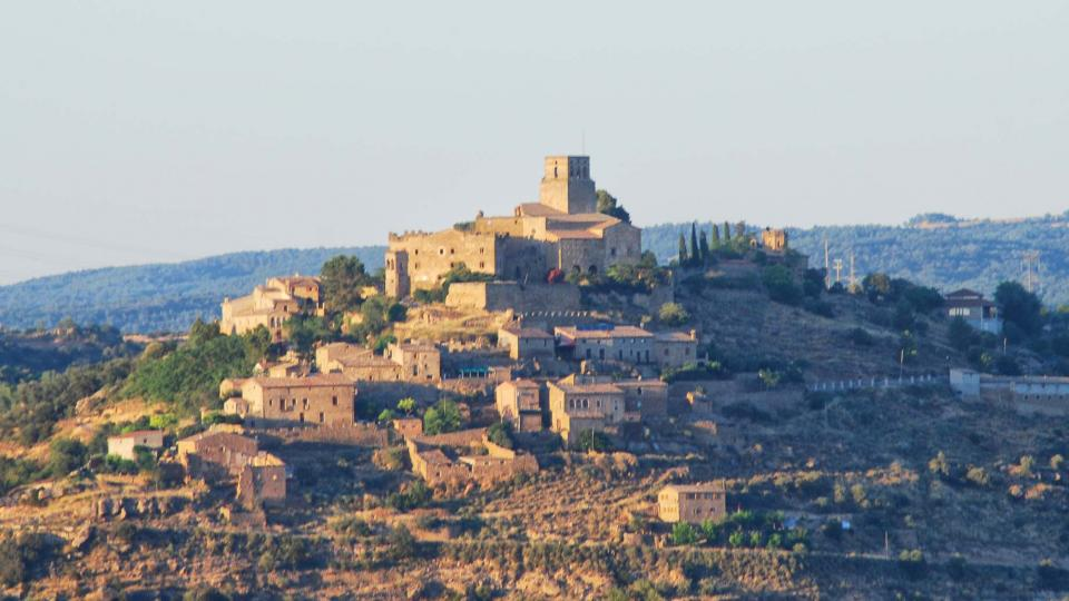 17.07.2016 vista del poble  Ribelles -  Ramon Sunyer