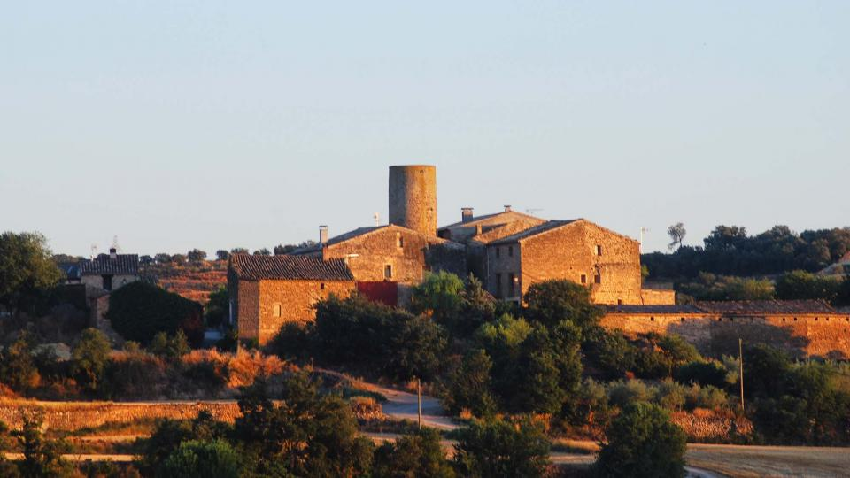 17.07.2016 vista del poble  Vilamajor -  Ramon Sunyer