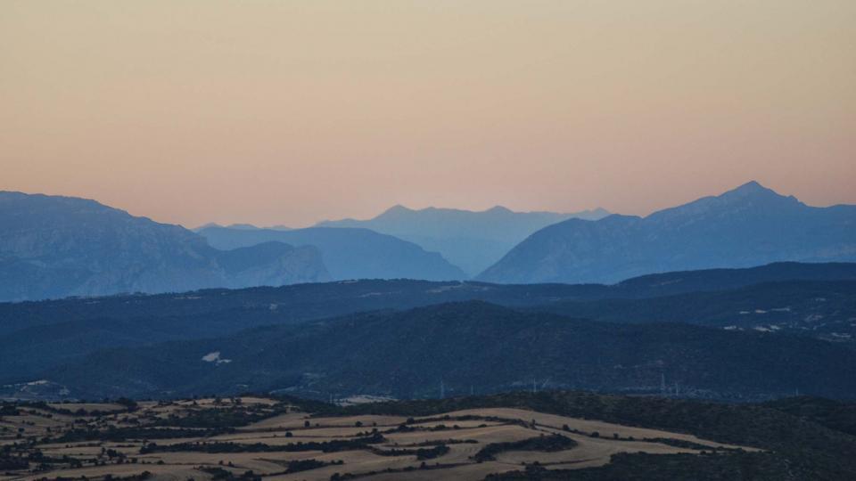 17.07.2016 pirineus  L'Alzina -  Ramon Sunyer